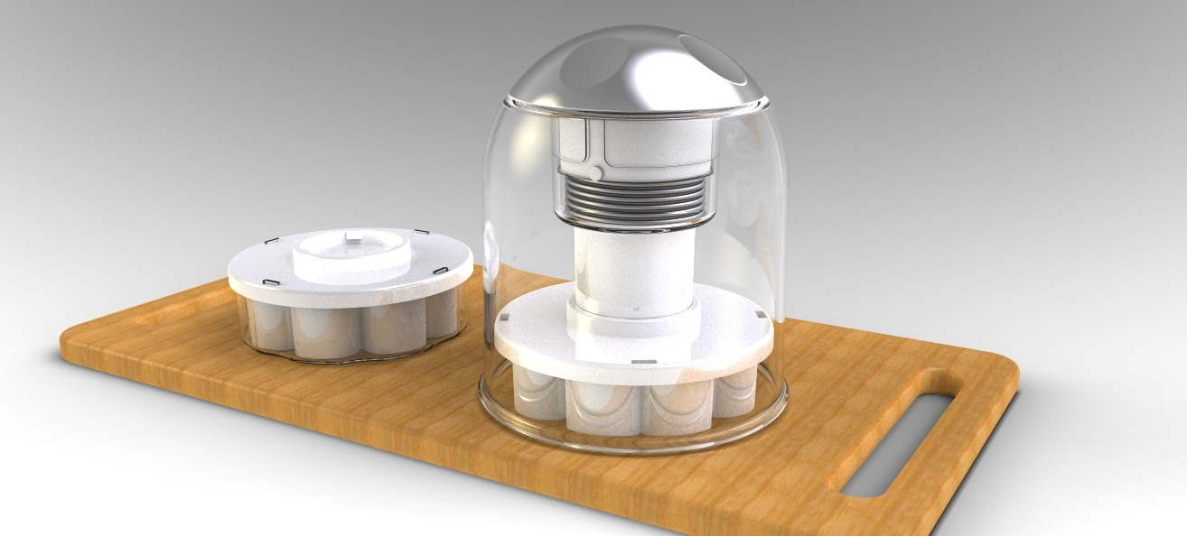 Food Chopper_ Product Design_Engineering Services_00