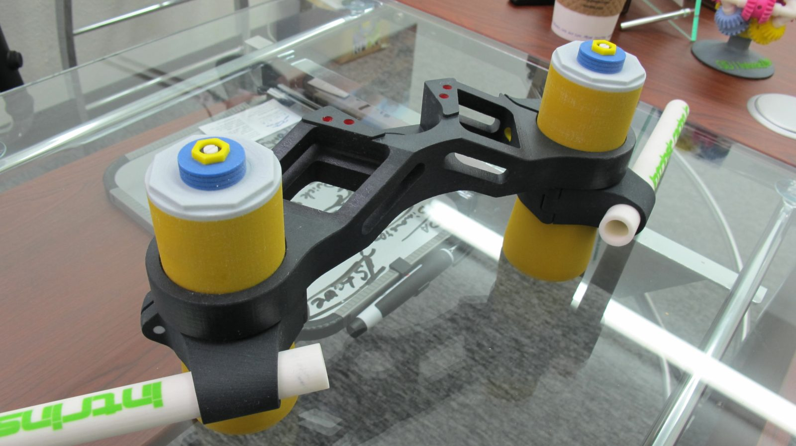 Triple Clamp & Clip_On First Protos