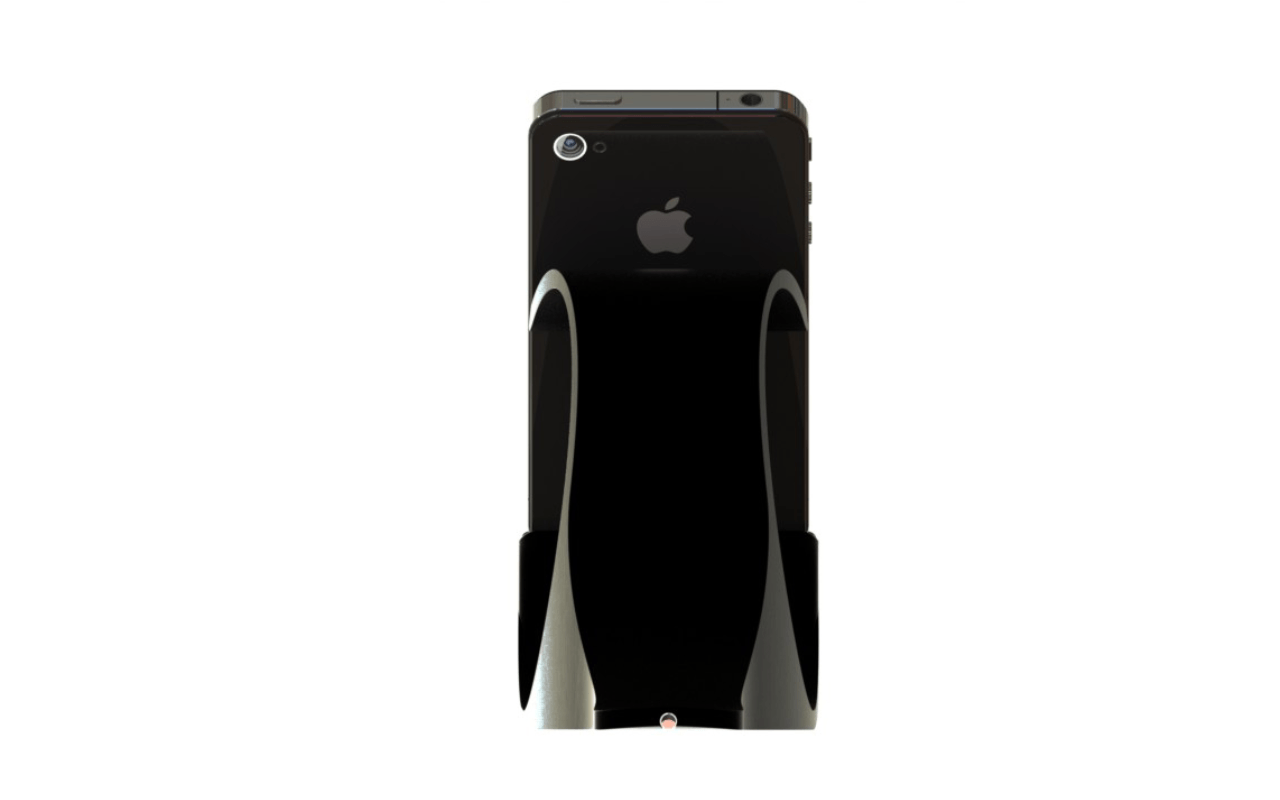 iPhone dock_back_center